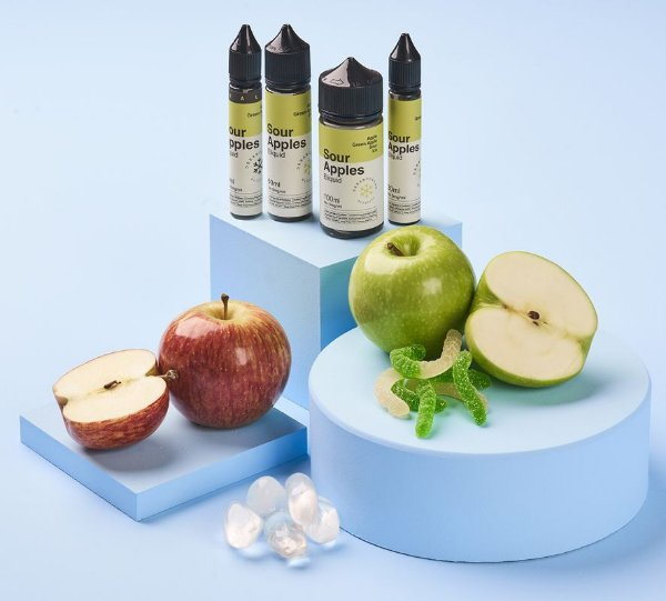 Salt Sour Apples Ice 30mL - Dream Collab