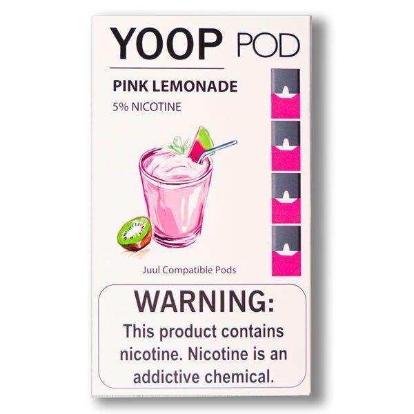 Refíl YOOP Pods Pink Lemonade - YOOP Vapor