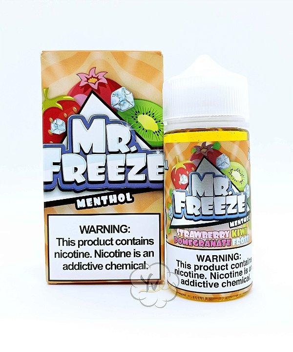 Mr Freeze Juice Strawberry Kiwi Pomegranate Frost 100mL - Mr. Freeze