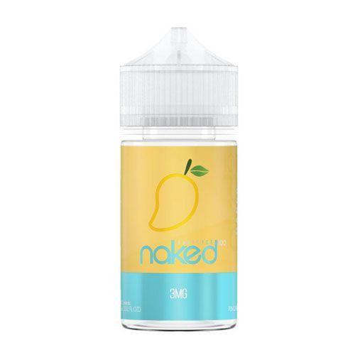 Naked Mango 60mL - Naked 100 Basic Ice