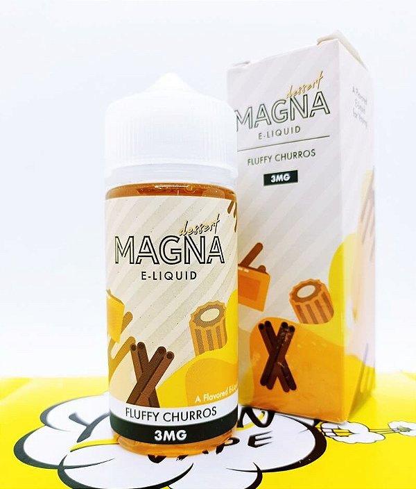 Juice Magna Fluffy Churros 100mL - Magna E-Liquid