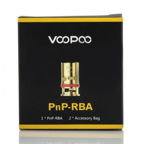 Base RBA PnP Coil P/ Vinci / Drag - VOOPOO