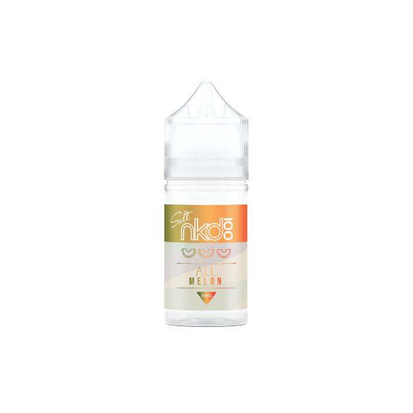 Naked Nic Salt All Melon 30mL - NKD 100