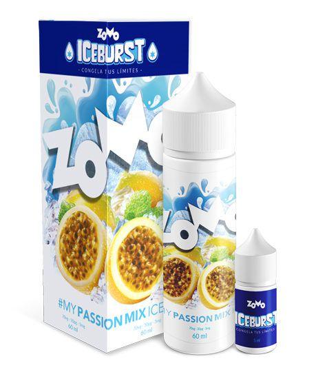 #My Passion Mix Ice Zomo Iceburst 60mL - Zomo