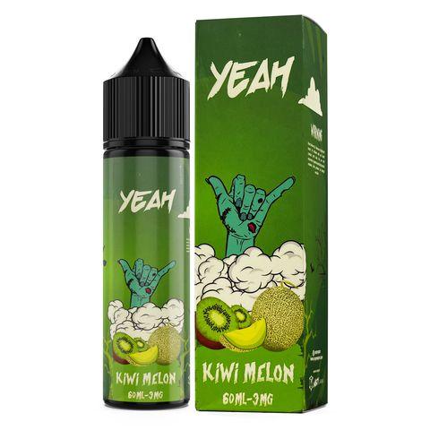 Juice YEAH Kiwi Melon 60mL By Nasty Labs - Yeah