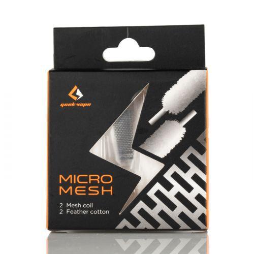 Coil MicroMesh (Resistências) - GeekVape