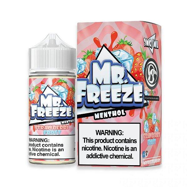 Mr Freeze Juice Strawberry Frost 100mL - Mr. Freeze