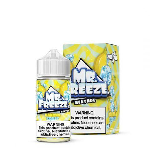 Mr Freeze Juice Banana Frost 100mL - Mr. Freeze