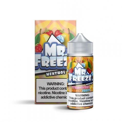 Mr Freeze Juice Strawberry Mango Frost 100mL - Mr. Freeze