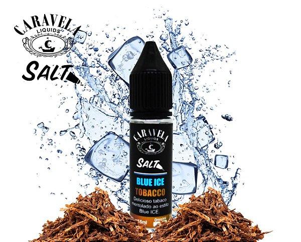Salt Blue Ice Tobacco 15mL - Caravela Liquids