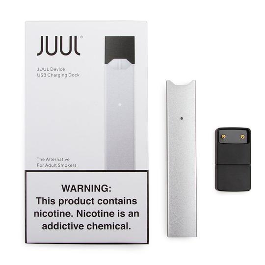 JUUL Basic Kit Device - JUUL Pods
