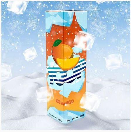 Juice Yoop Ice Mango 60mL - Yoop Vapor