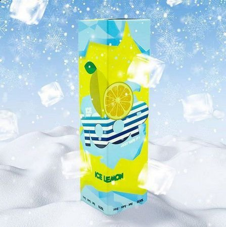 Juice Yoop Ice Lemon 60mL - Yoop Vapor