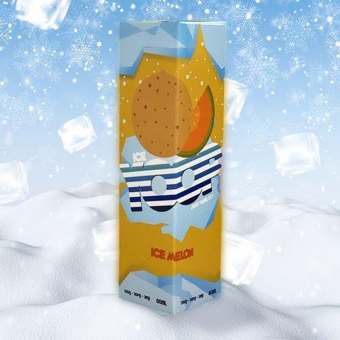 Juice Yoop Ice Melon 60mL - Yoop Vapor