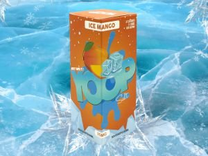 Yoop Nicsalt Ice Mango 30mL - Yoop Vapor