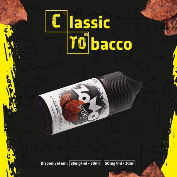 Zomo Nic Salt My Classic Tobacco 30mL - Zomo