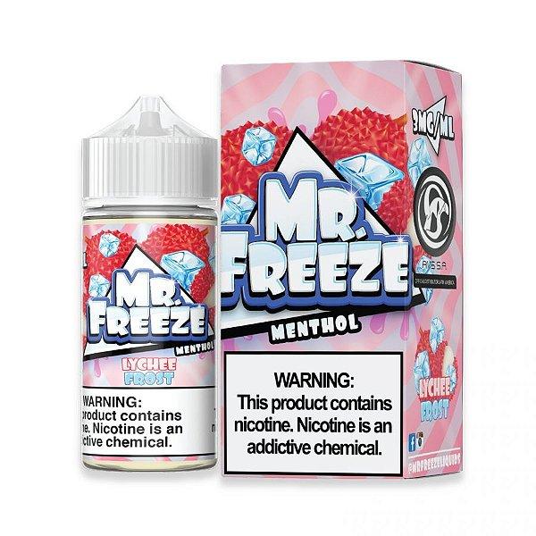 Mr Freeze Juice Lychee Frost 100mL - Mr. Freeze