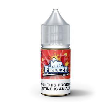 Mr Freeze NicSalt Strawberry Lemonade 30mL - Mr. Freeze E-Liquids