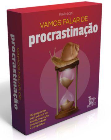Vamos falar de procrastinação