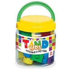 Tand Kids Blocos de Montar 20 peças