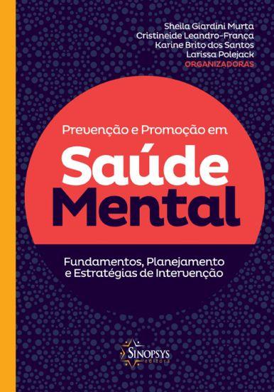 Prevenção e promoção em saúde mental