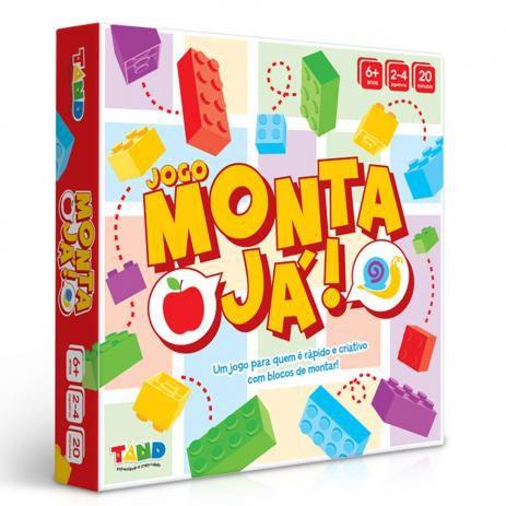 Tand Jogo Monta Já