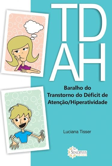 Baralho do TDAH - Transtorno do Déficit de Atenção Hiperatividade
