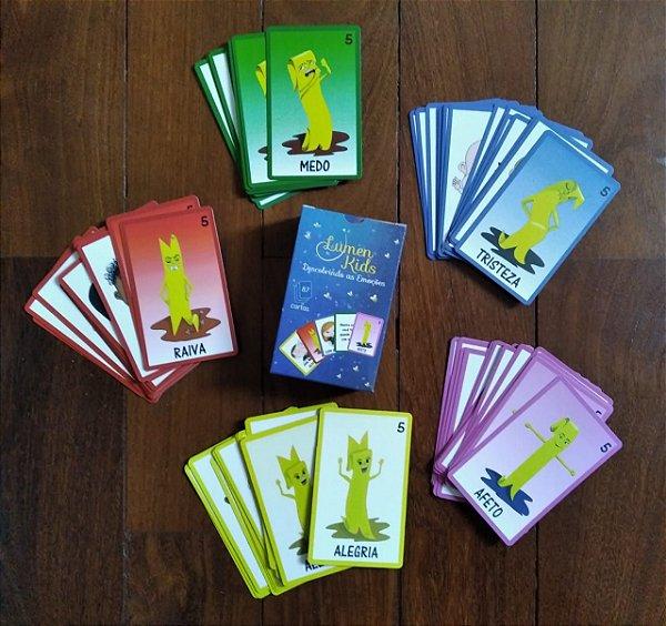 Lumen Kids - Descobrindo as Emoções