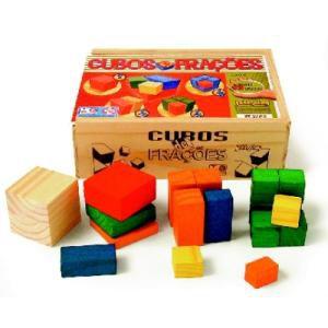 Cubos de Frações