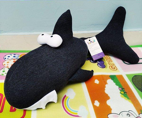 Tubarão em Tecido de Malha
