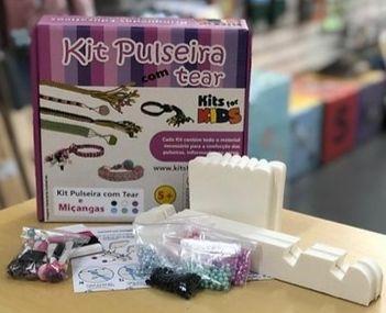 Kit Pulseira com Tear