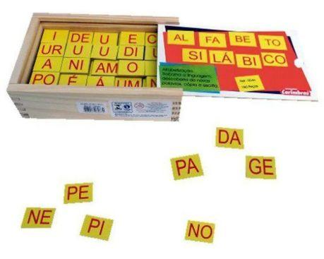 Alfabeto Silábico Carimbrás
