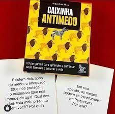 Caixinha Antimedo
