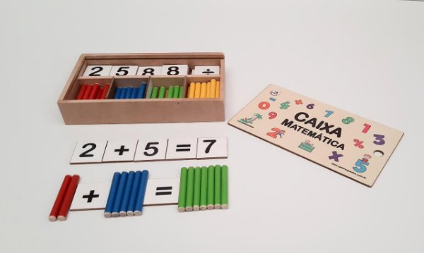 Caixa Matemática