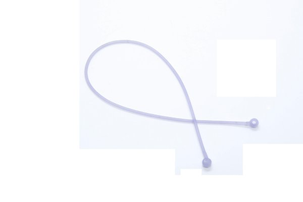 CORRENTE SICUREZZA SILICONE Modelo: BALL JÚNIOR cor Azul Bebê