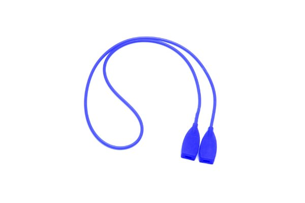 CORRENTE SICUREZZA SILICONE Modelo: GRIP ON 2 cor Azul Royal