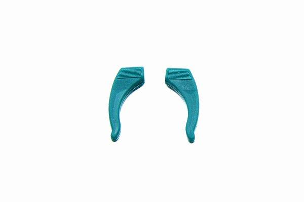 SNUG Silicone regulador de haste cor Verde