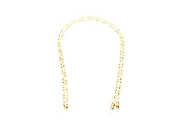 CORRENTE Metal Modelo A 105 Cor Ouro