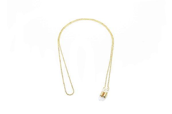 CORRENTE Metal Modelo B 1800 Cor Ouro