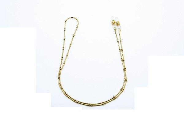 CORRENTE Metal ESPECIAL Modelo 5278 Cor Ouro