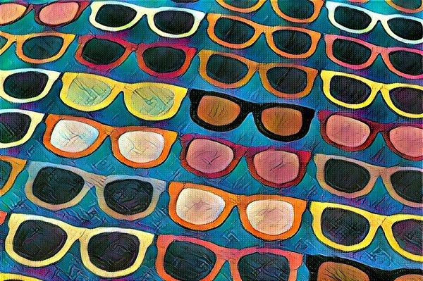 MICROFIBRA Limpeza Customizada Modelo: Ocularis Estilizados