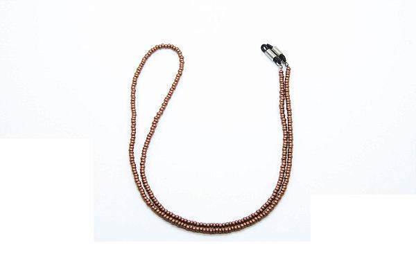 CORRENTE Modelo: MIÇANGA cor Bronze