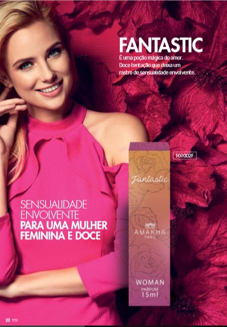 3190ac239 FANTASTIC 15ml (Inspiração Fantasy Britney Spears) - Paris cosmético ...