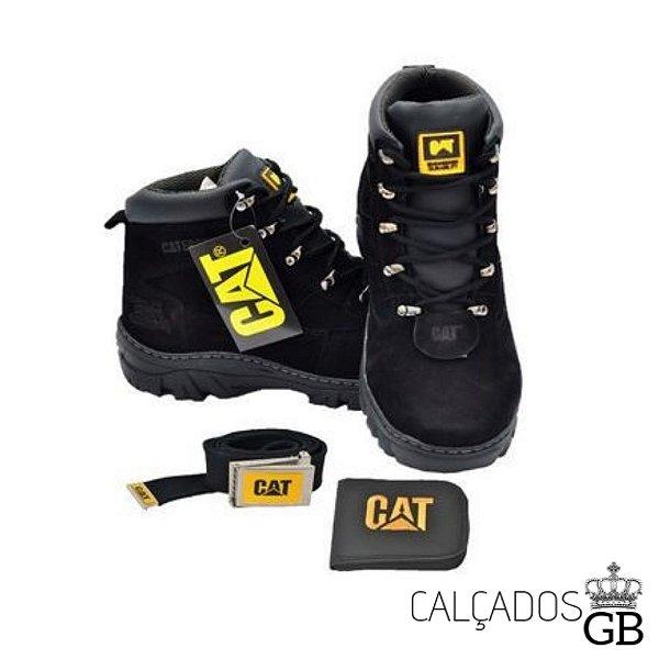 c5d58fdb61 Bota Caterpillar Adventure Oferta Kit CAT