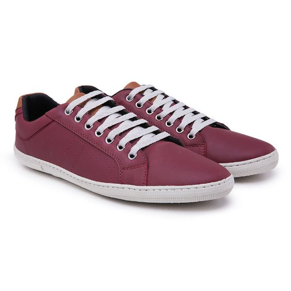 Sapatênis Doc Shoes Bordo