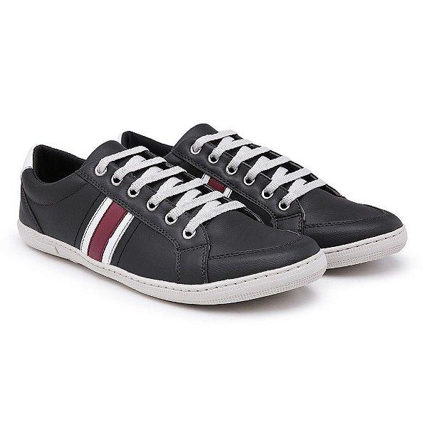 Sapatênis Doc Shoes Preto