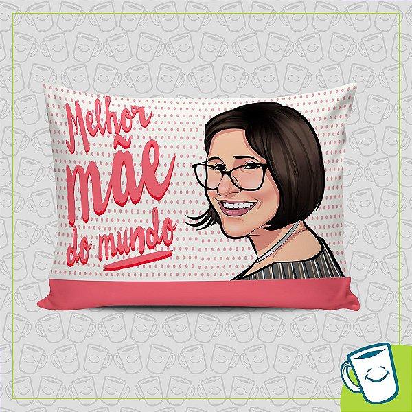 Almofada Personalizada com Caricatura