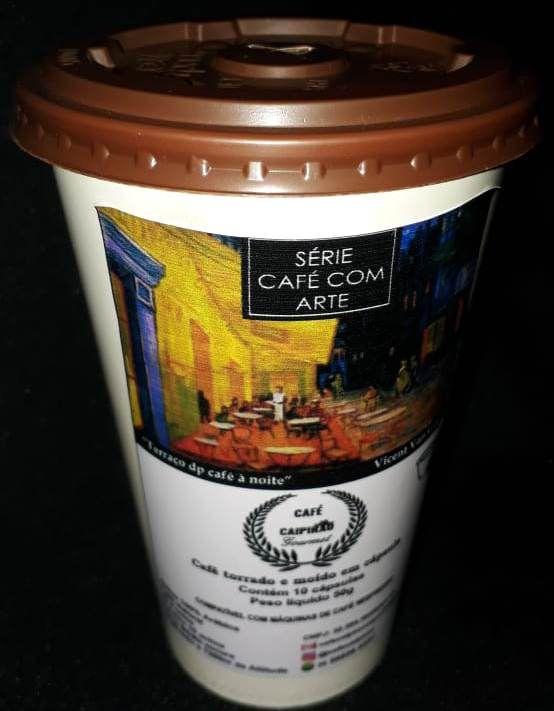 Café Gourmet em Cápsulas - 10 un.