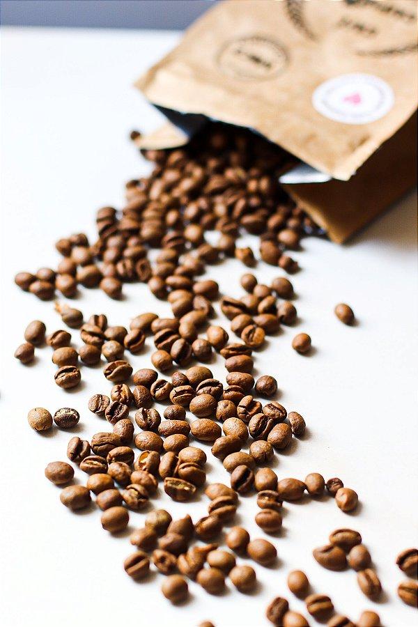 Café Especial Moca Caramelo 250g Grão