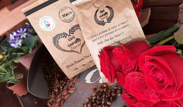 Combo - 02 Cafés Especiais Dia das Mães 250g